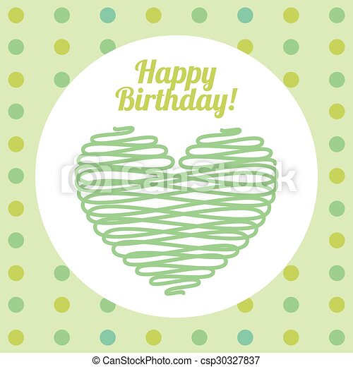 Birthday invitation card design vector illustration eps10 birthday invitation card csp30327837 stopboris Image collections