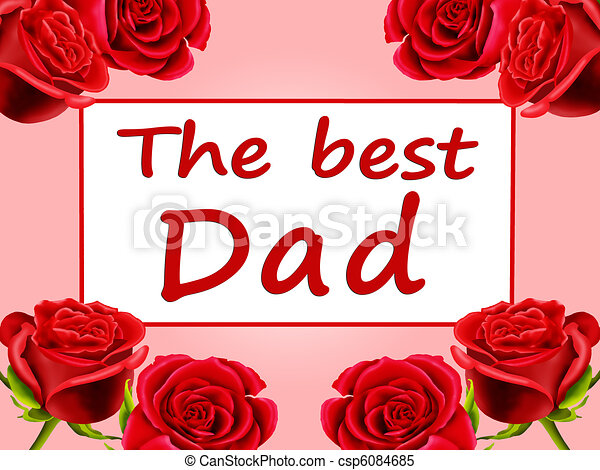 Birthday Fathers Day Card To Dad Birthday Or Fathers Day Card To