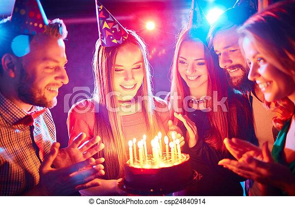Birthday party - csp24840914