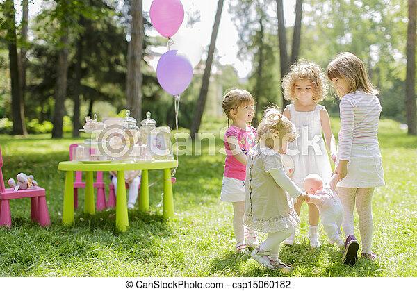 Birthday party - csp15060182