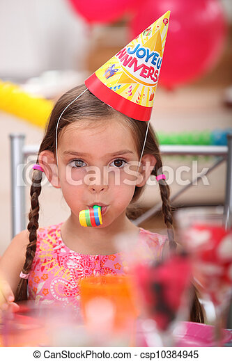 Birthday Party - csp10384945