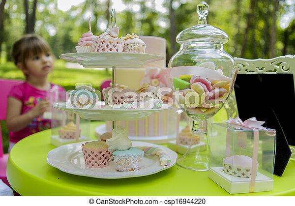 Birthday party - csp16944220