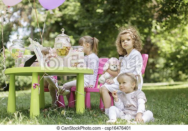 Birthday party - csp16476401