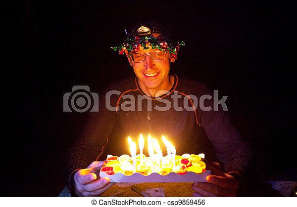 Birthday - csp9859456