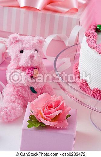 Birthday - csp0233472
