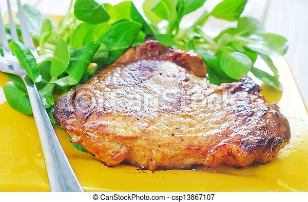 bistecca - csp13867107