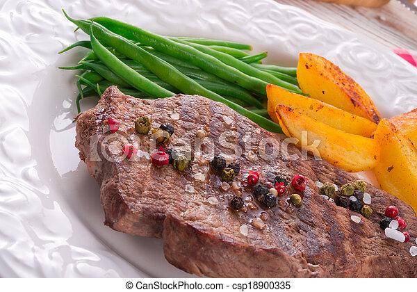bistecca - csp18900335