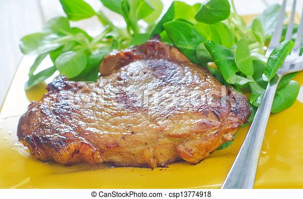 bistecca - csp13774918