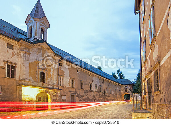 Bistra Castle in Slovenia - csp30725510