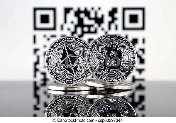 cryptocurrency wallet qr code