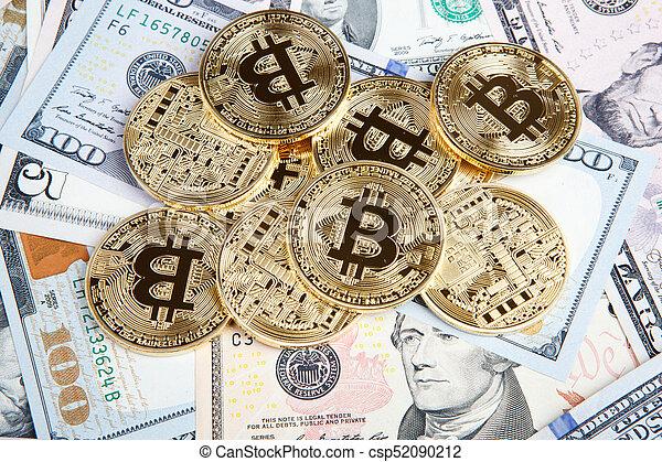 bitcoin coins with dollars - csp52090212