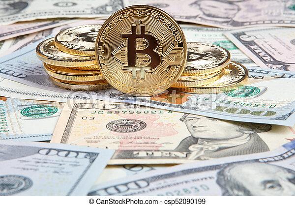 bitcoin coins with dollars - csp52090199