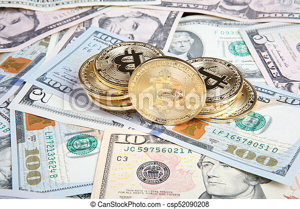 bitcoin coins with dollars - csp52090208