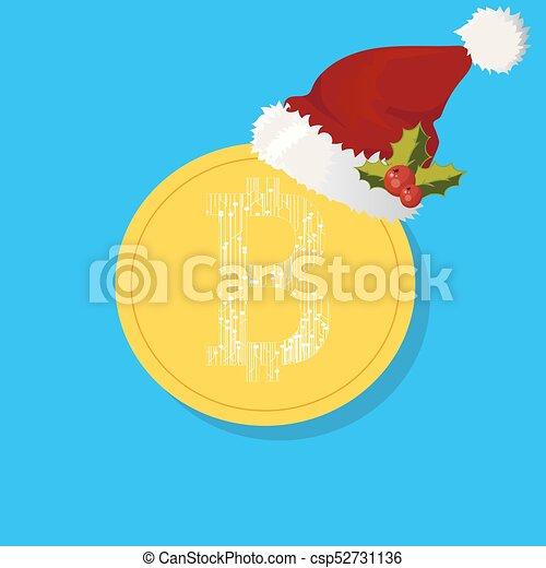 Bitcoin. Digital - csp52731136