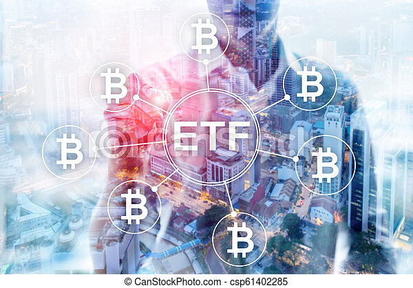 Etf with exposure to cryptocurrency