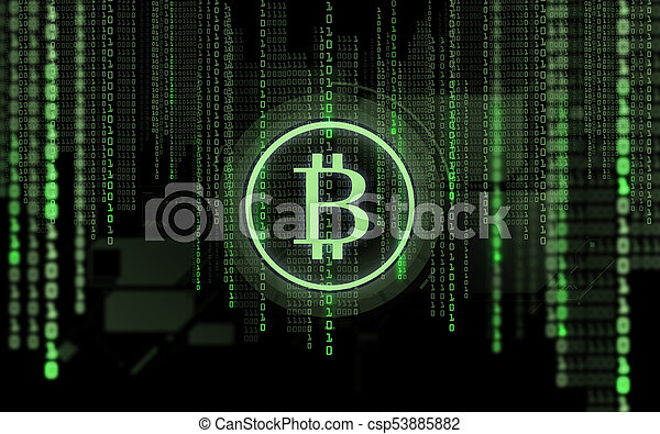 Financial data and projections for cryptocurrency