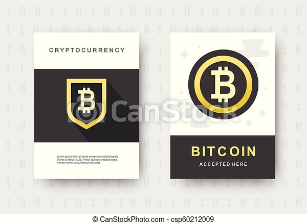 Bitcoin investment banner advertising