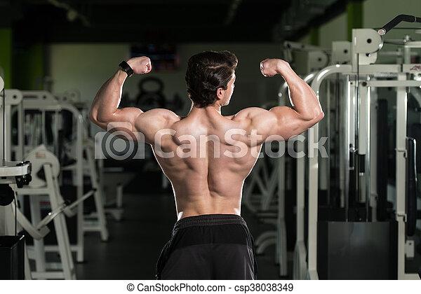 Männer muskulöse nackte Beste Alte