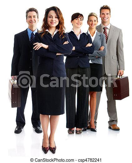biznesmen - csp4782241