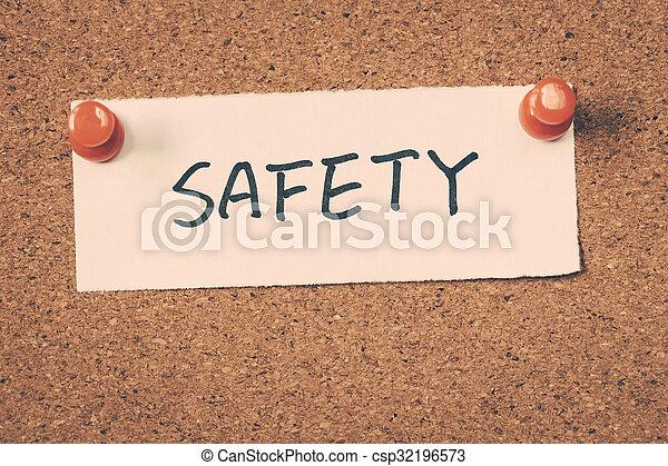 biztonság - csp32196573