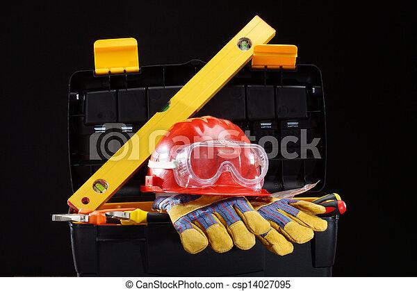 biztonság - csp14027095