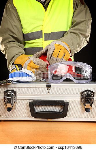biztonság - csp18413896