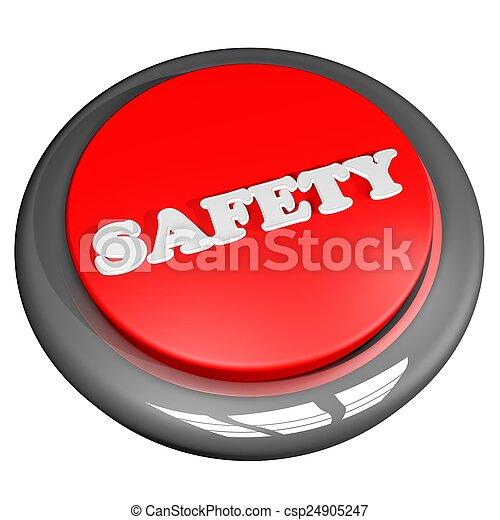 biztonság - csp24905247