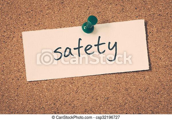 biztonság - csp32196727