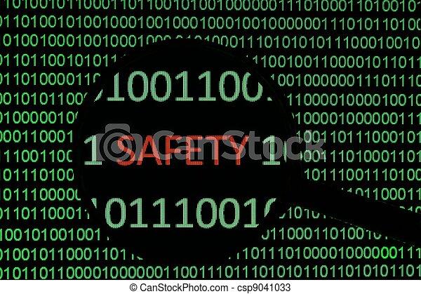 biztonság - csp9041033