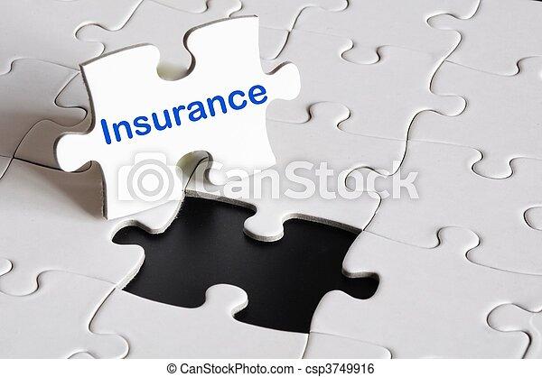 biztosítás - csp3749916