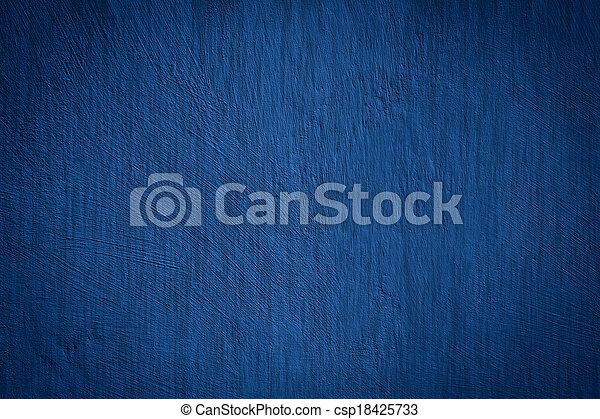 blå, elegant, bakgrund, struktur - csp18425733