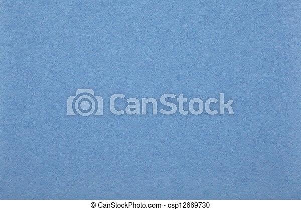 blå, papper, struktur, bakgrund - csp12669730