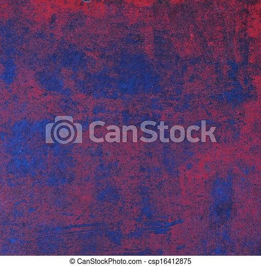 blåttbakgrund, struktur - csp16412875