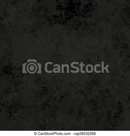 Black abstract background for your design. - csp36532268