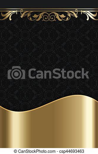 Download 55 Koleksi Background Black Gold Elegant Gratis