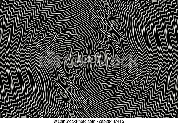 Black and white background. - csp28437415