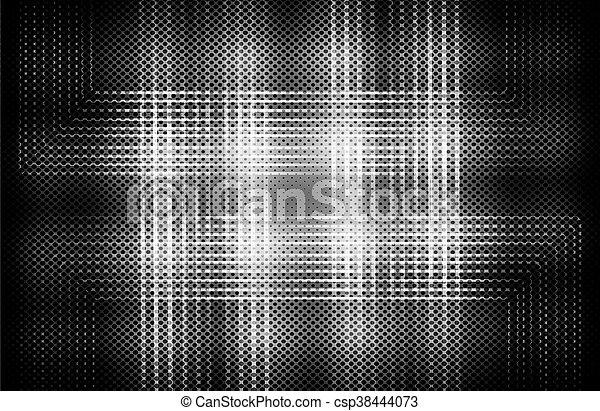 Black and white background - csp38444073