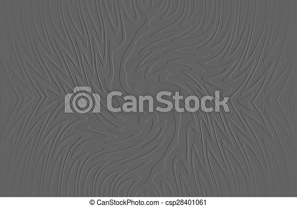 Black and white background. - csp28401061