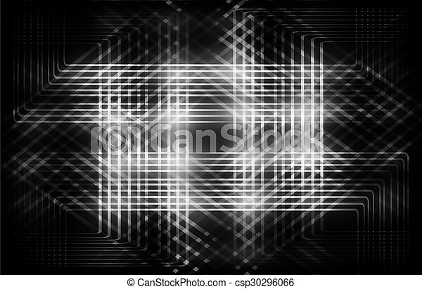 Black and white background - csp30296066