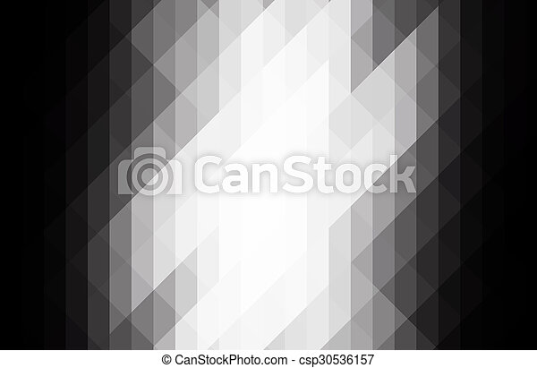 Black and white background - csp30536157