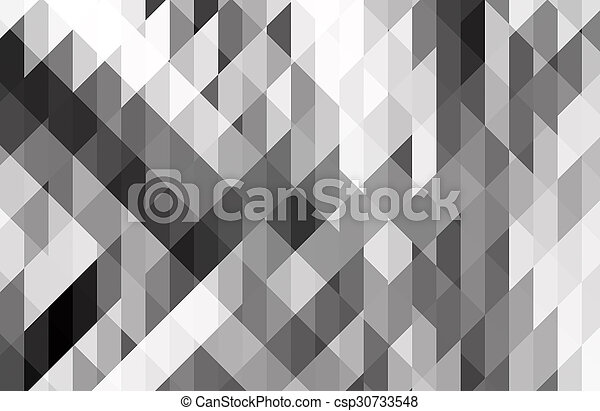 Black and white background - csp30733548