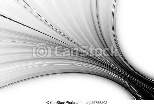 Black and white background - csp29786202