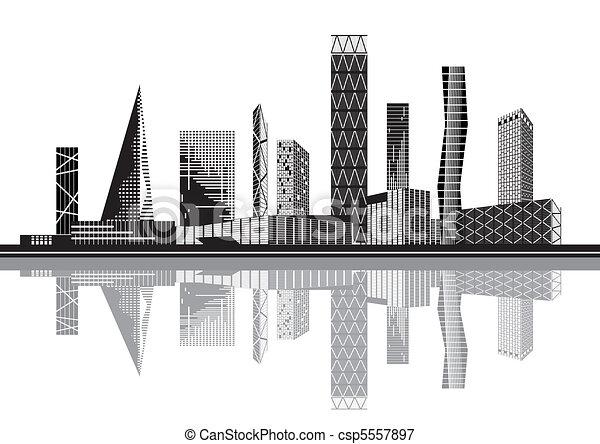 Line Art City : Futuristic map google search kaarte