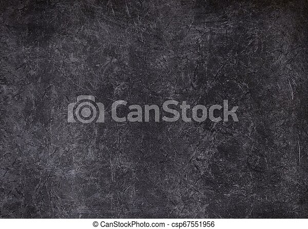 Black and white grunge background - csp67551956
