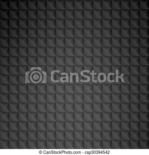 Black and white grunge background textured on concrete wall - csp30394542