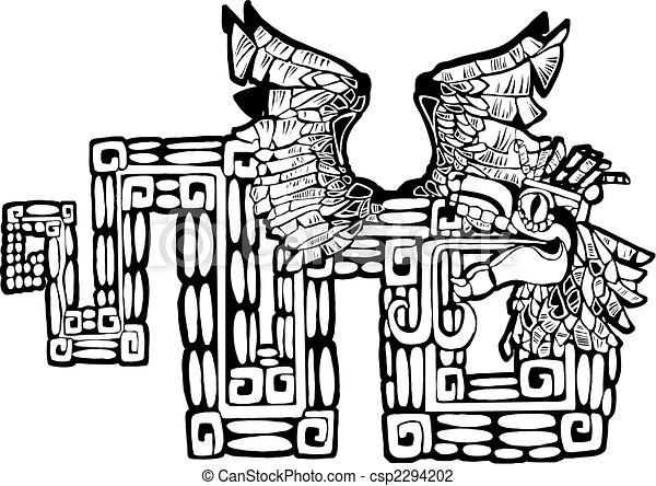 Kukulcan Mayan God