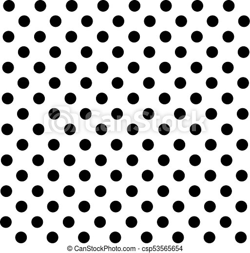 black and white polka dot clipart vector search illustration rh canstockphoto com dot pattern vector illustration vector polka dot pattern free