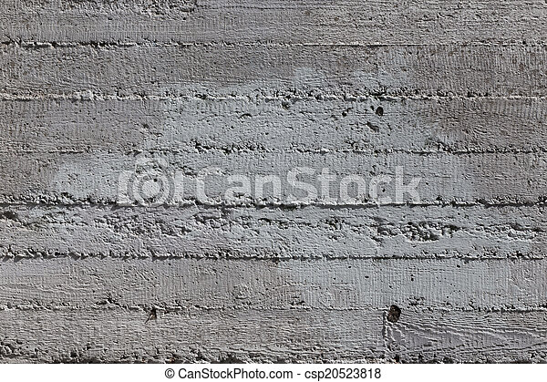 Black and white wall background - csp20523818