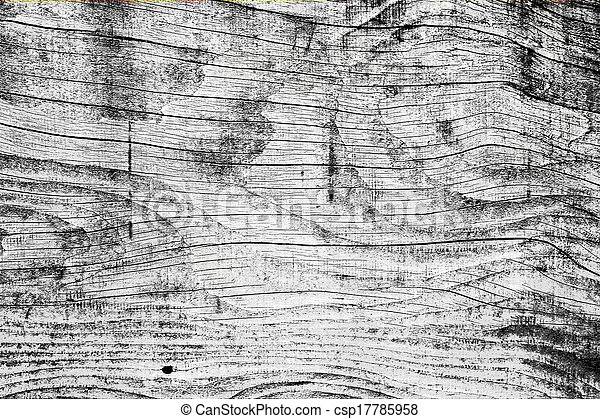 black and white wall wood - csp17785958