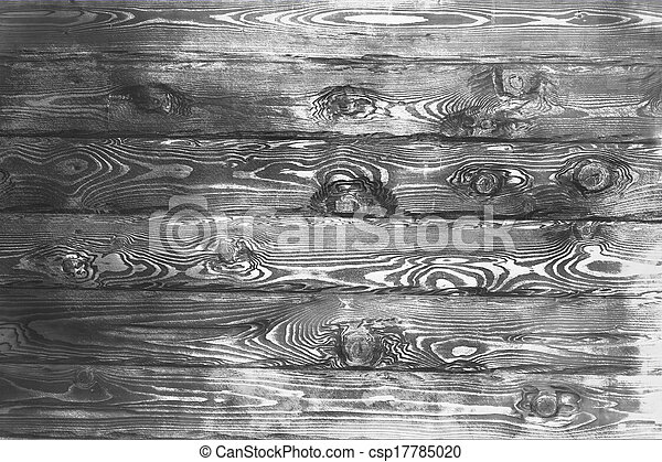 black and white wall wood - csp17785020